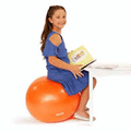 kids yoga ball